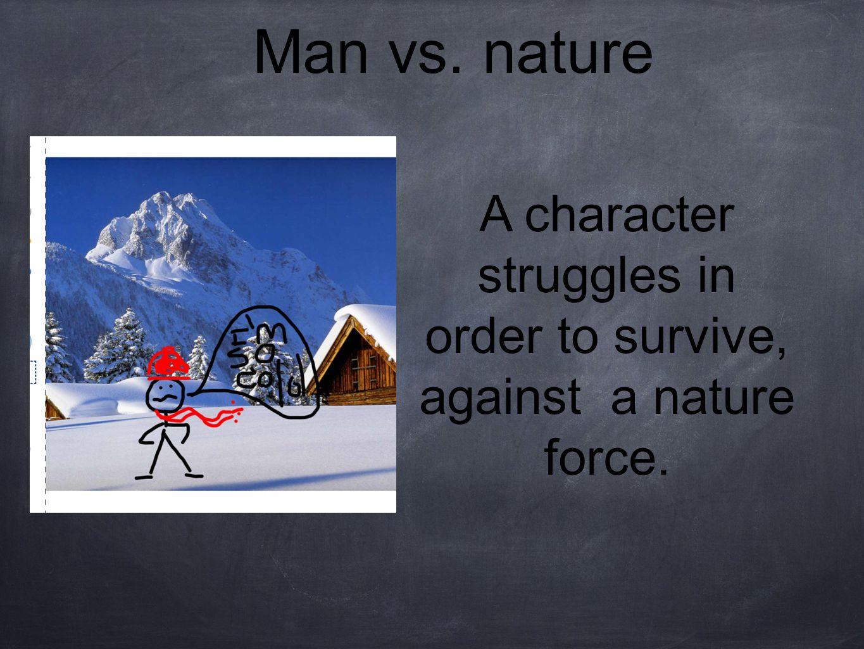 Man vs.