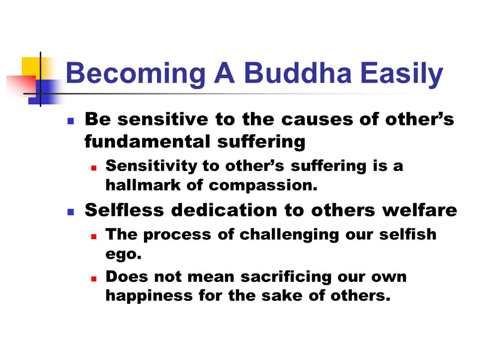 Teaching The Art Of Happiness The Four Sufferings Birth, Aging, Sickness and Death.