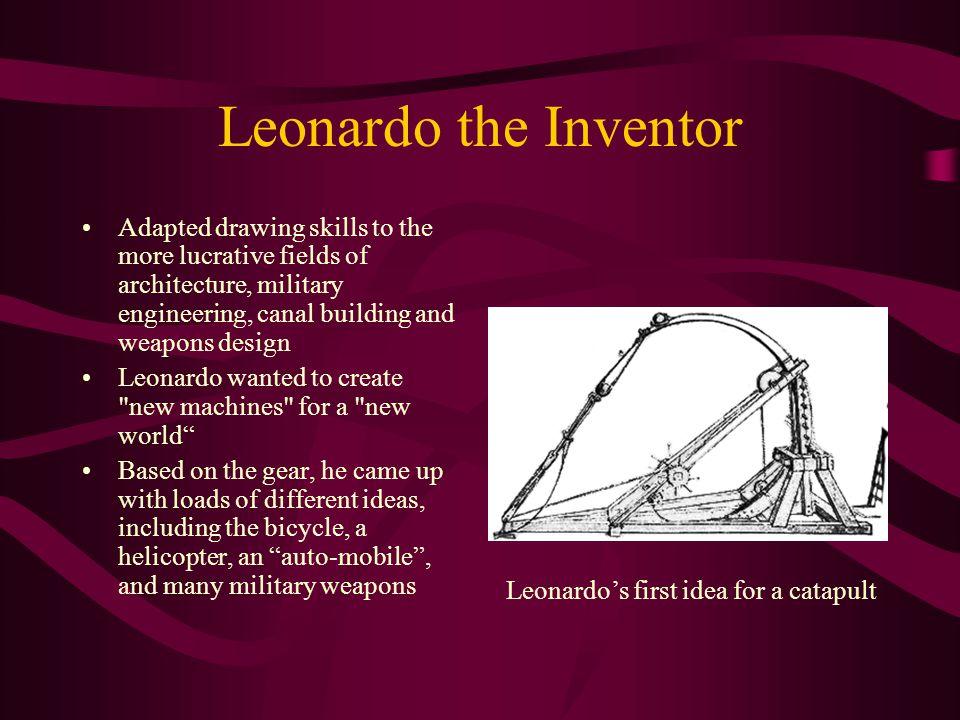 Leonardos Helicopter