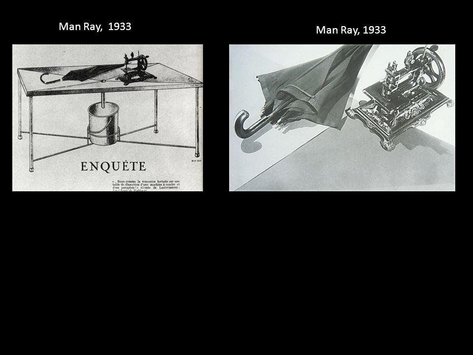 Man Ray, 1933