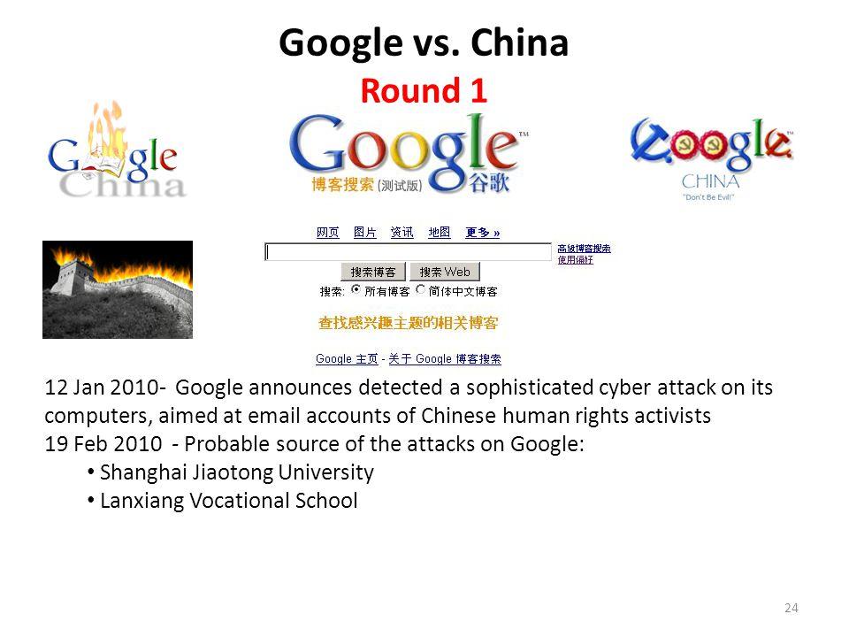 24 Google vs.