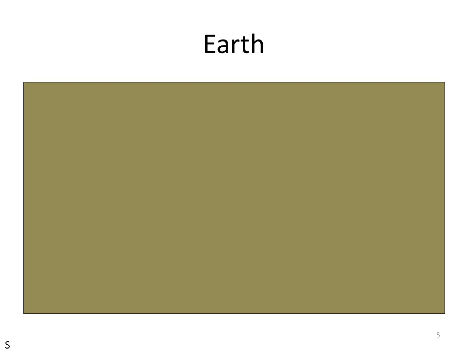 Earth 5 S