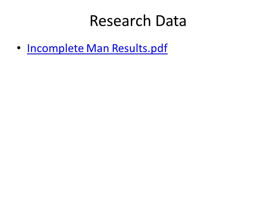 Research Data Incomplete Man Results.pdf