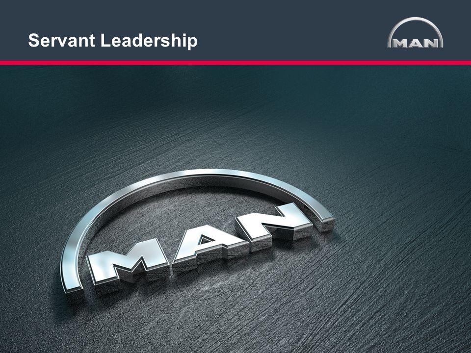 10 < >MAN Truck & Bus AGMünür YavuzMAN TR25/06/2013 Servant Leadership