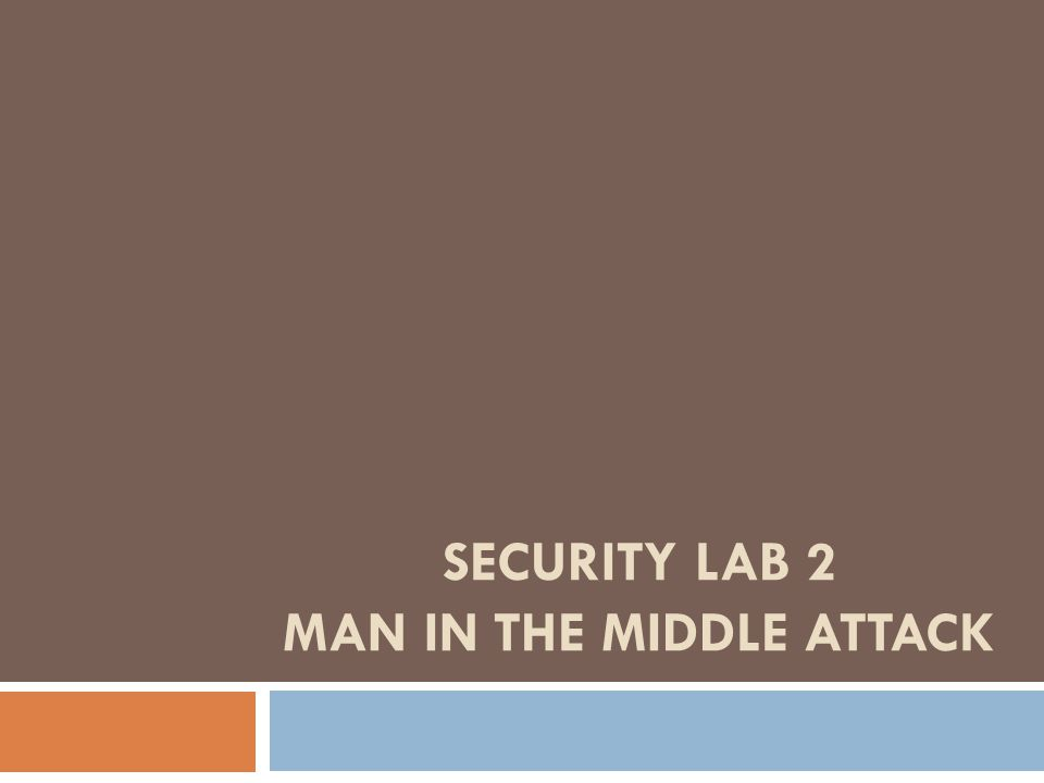 Countermeasures To protect against man-in-the-middle attacks, routers should be configured to ignore ICMP redirect packets.