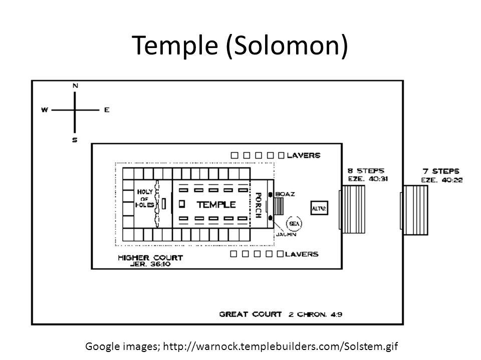 Temple (Solomon) Google images; http://warnock.templebuilders.com/Solstem.gif