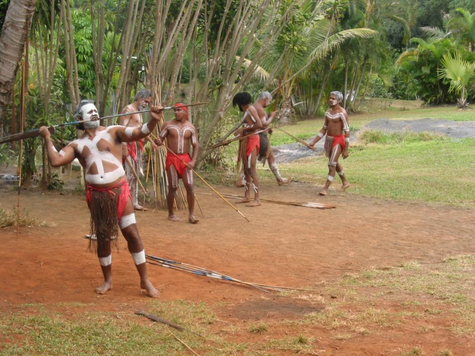 Aborigines - Photo