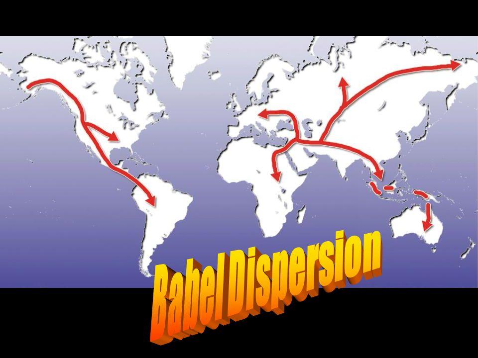 Mappost-flood dispersion