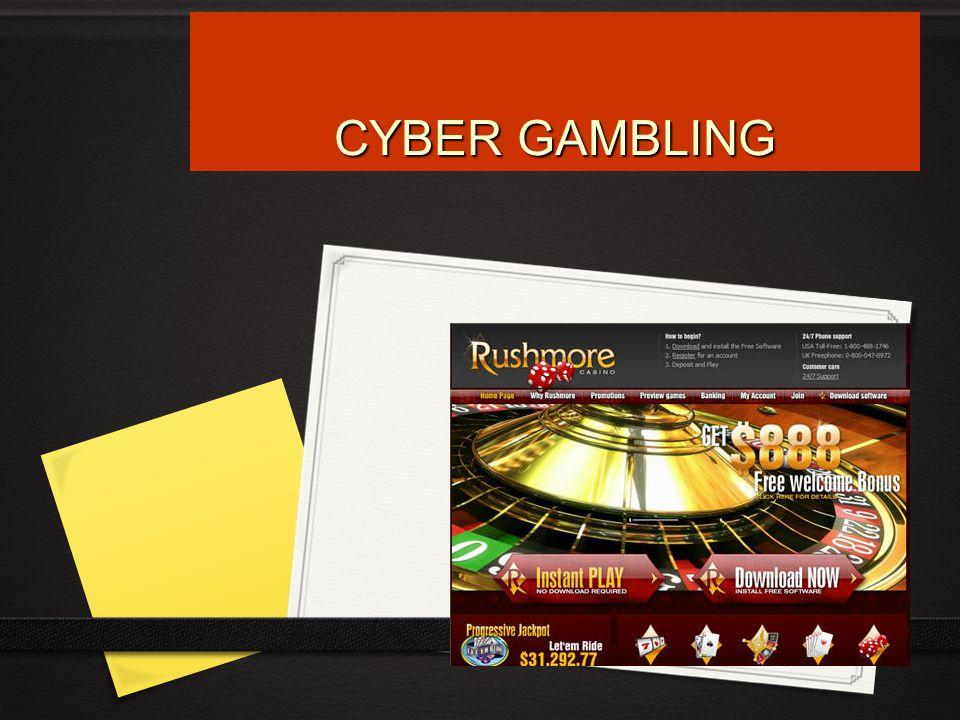 CYBER GAMBLING