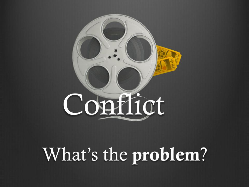 Conflict Whats the problem ?
