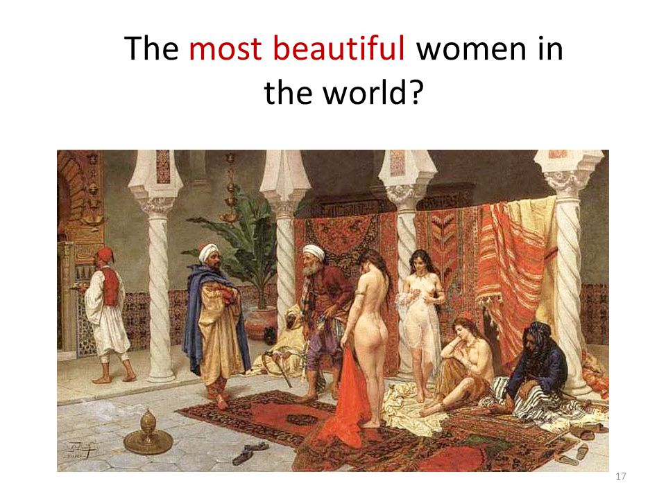The most beautiful women in the world 17