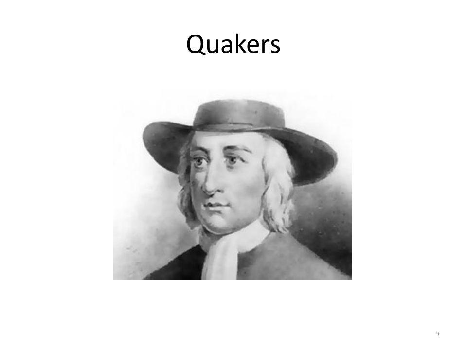 Quakers 9