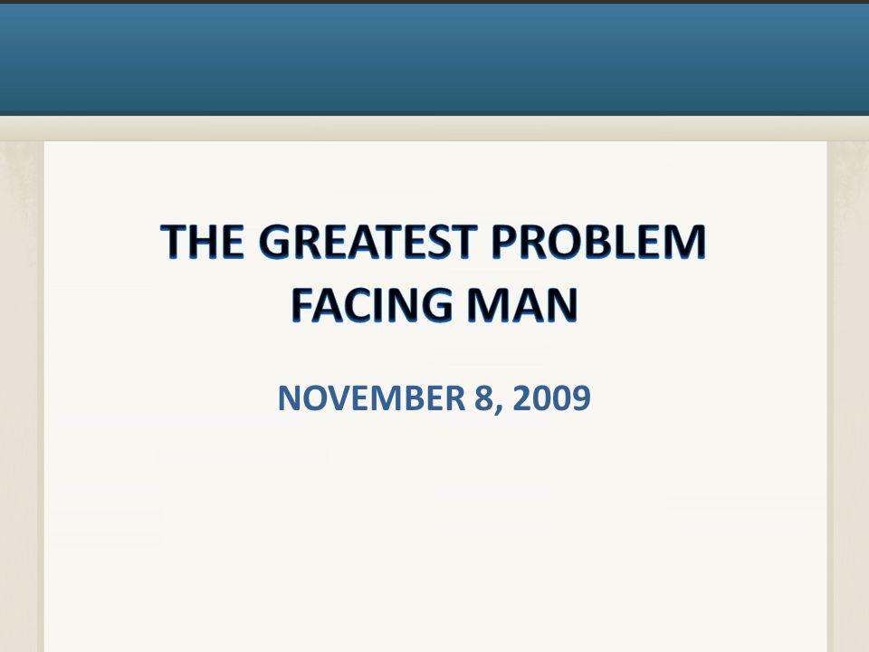 NOVEMBER 8, 2009