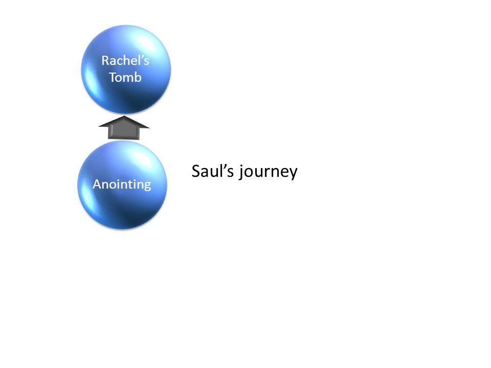 Sauls journey