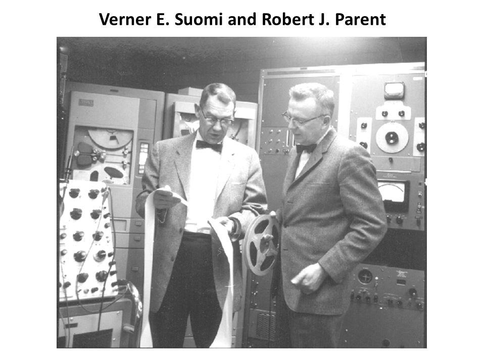 Verner E. Suomi and Robert J. Parent