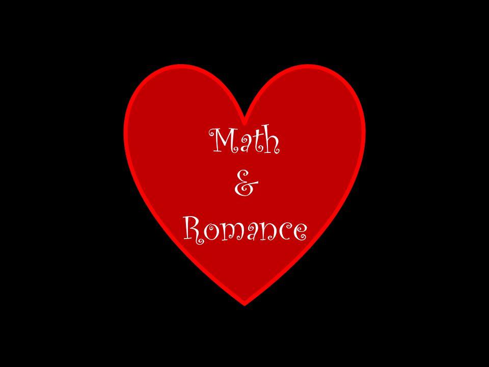 Math & Romance