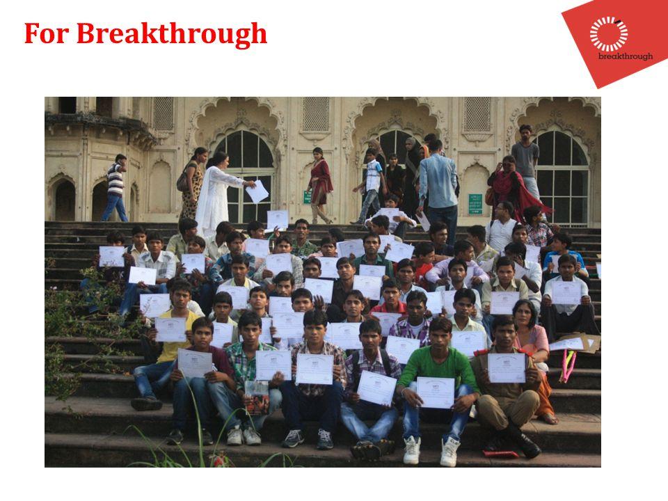 For Breakthrough