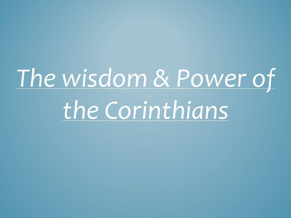 WHAT GOD IMPUTES THROUGH CHRIST Wisdom Righteousness