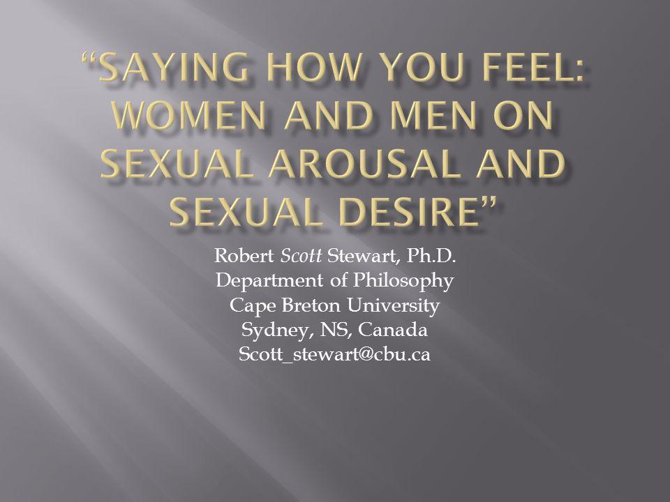 Robert Scott Stewart, Ph.D.