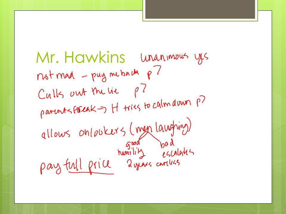 Mr. Hawkins