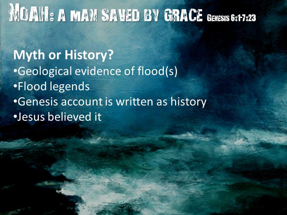 Myth or History.