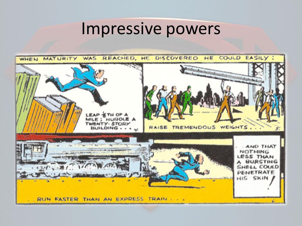 Impressive powers