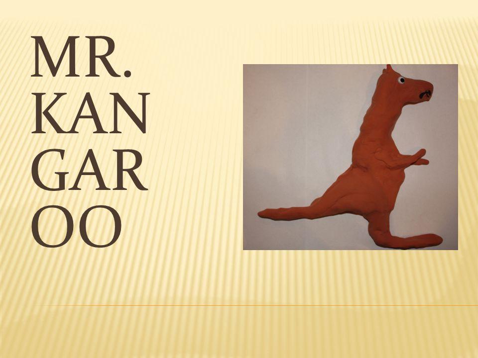 Old Man Emu Fred Mr. Kangaroo 7 % 90 % 3 %
