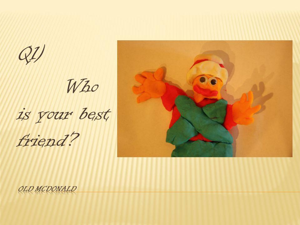 Okaaaay theeen, Q3) Who is your queen?