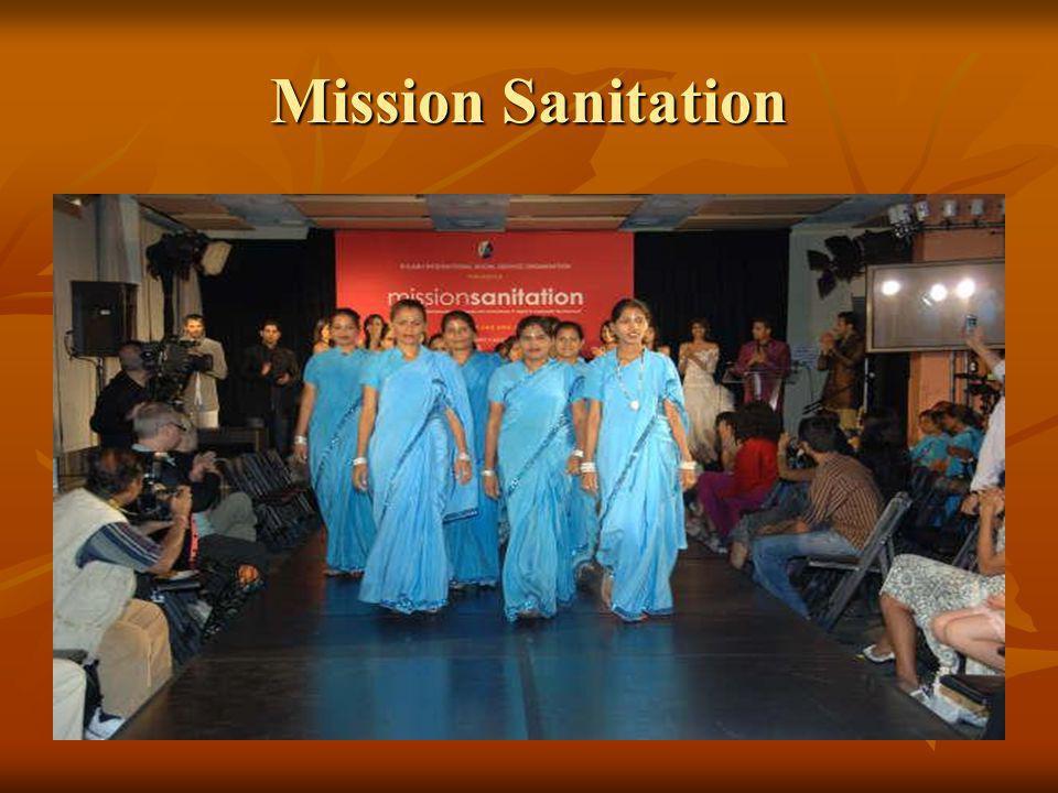 Mission Sanitation