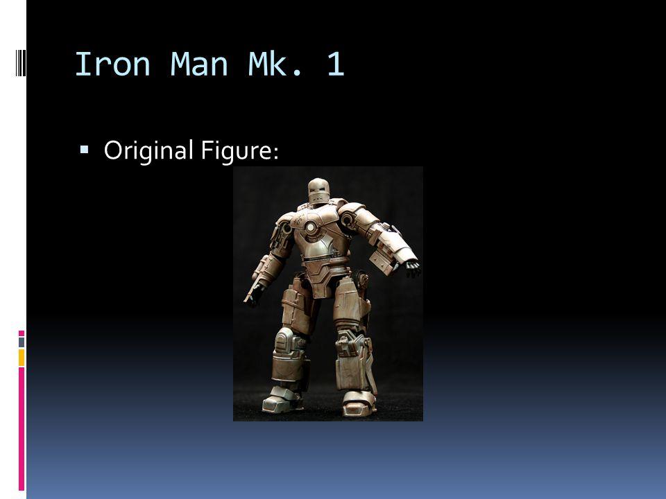 Iron Man Mk. 1 Original Figure: