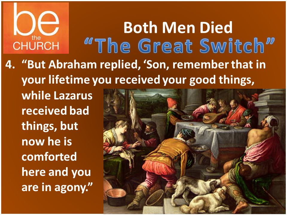 Luke describes what happened this way… Acts 4:32-35 32 All the believers were one in heart and mind.