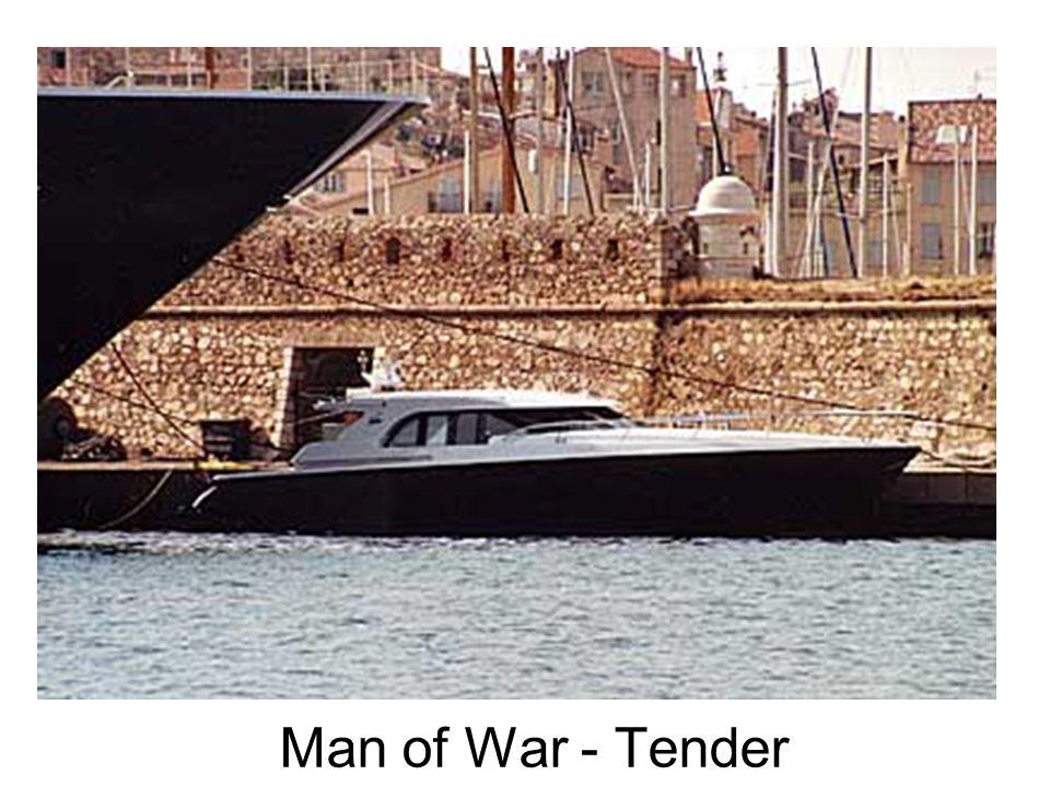 Man of War - Tender