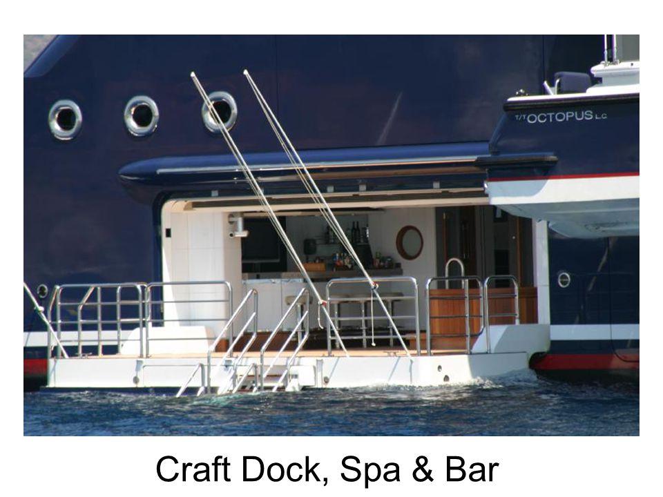 Craft Dock, Spa & Bar