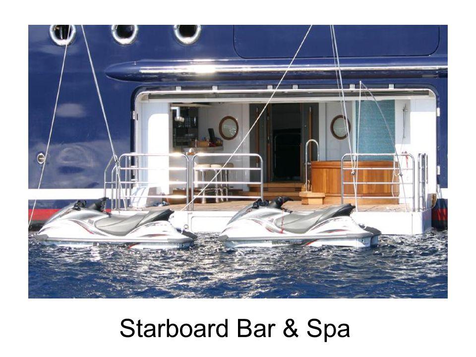Starboard Bar & Spa