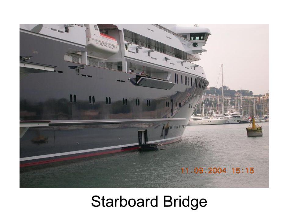Starboard Bridge