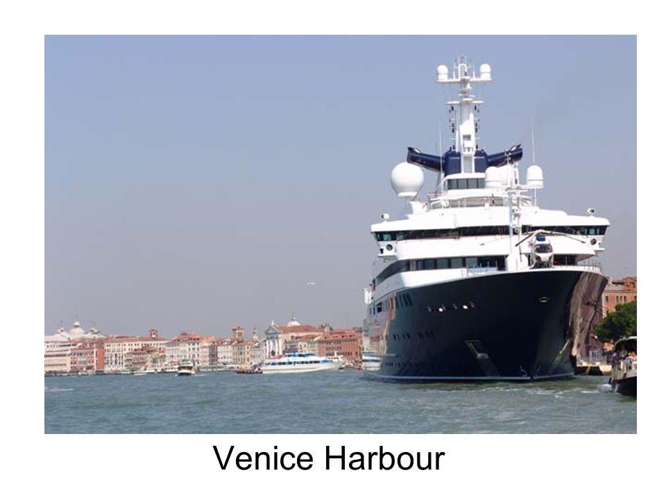 Venice Harbour