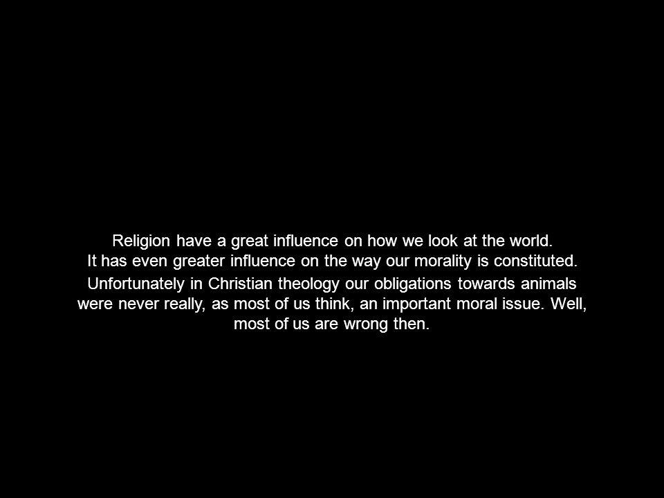 ANIMAL GOSPEL – Christianity and animals…