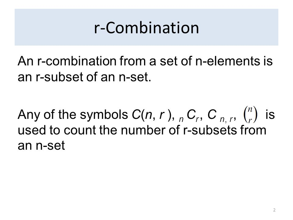 13 Hence, by the addition rule,