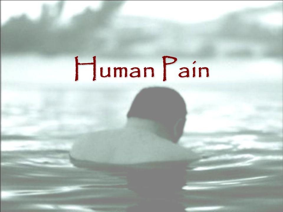 Human Pain