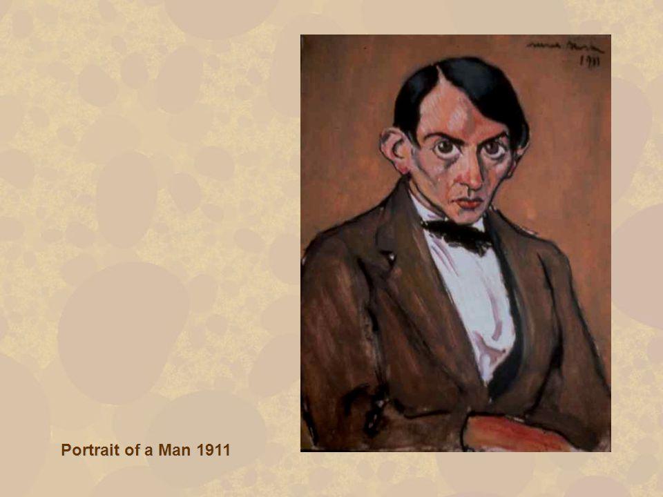 Portrait of a Man 1911