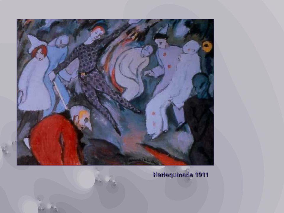 Harlequinade 1911