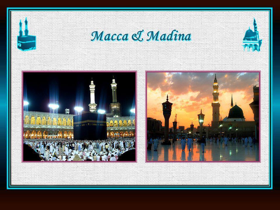 Macca & Madina