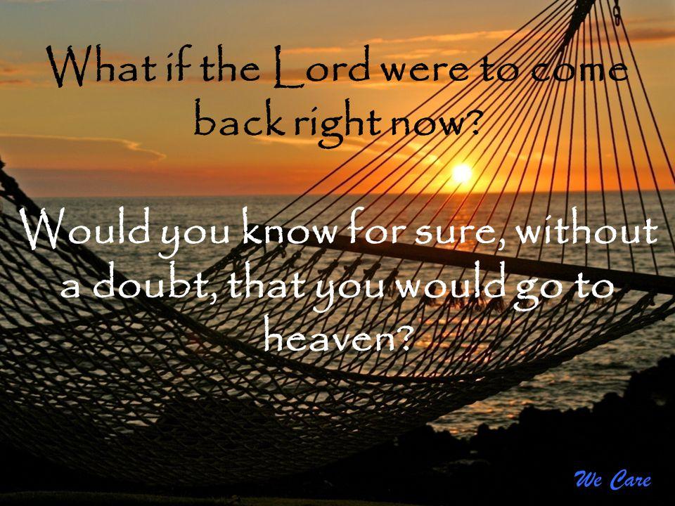 We Care God Isaiah 59:2 (pg.