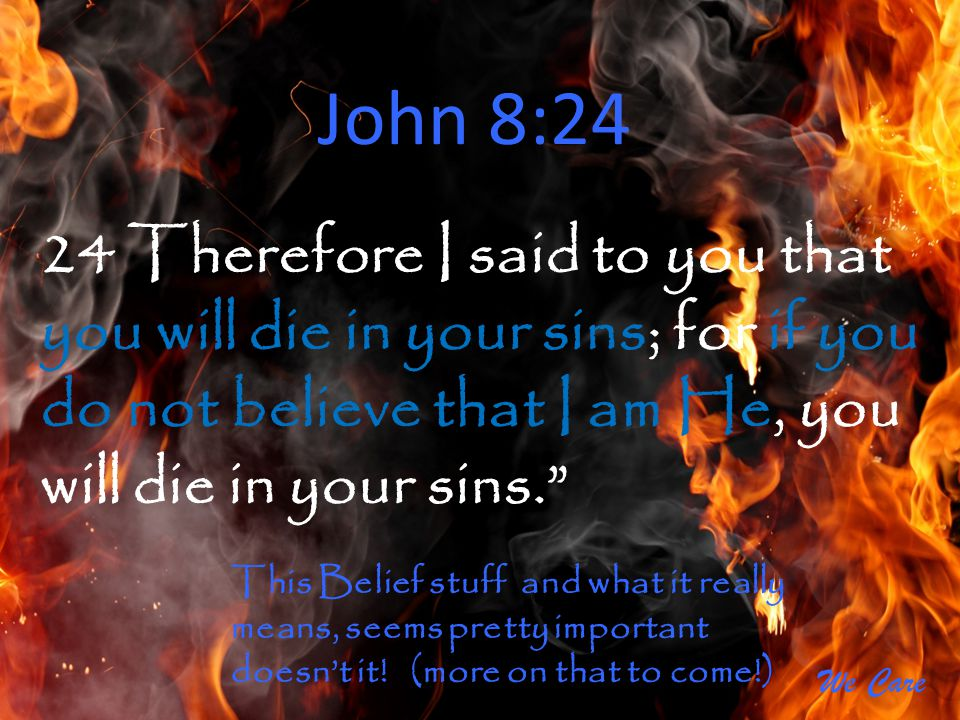 We Care Died Buried Raised Why did Jesus have to do each of these things to save us?