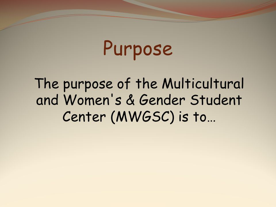 Location: Bell Tower East, Room 1805 Phone: (805) 437-8407 Email: mwg.center@csuci.edu Multicultural and Womens & Gender Student Center