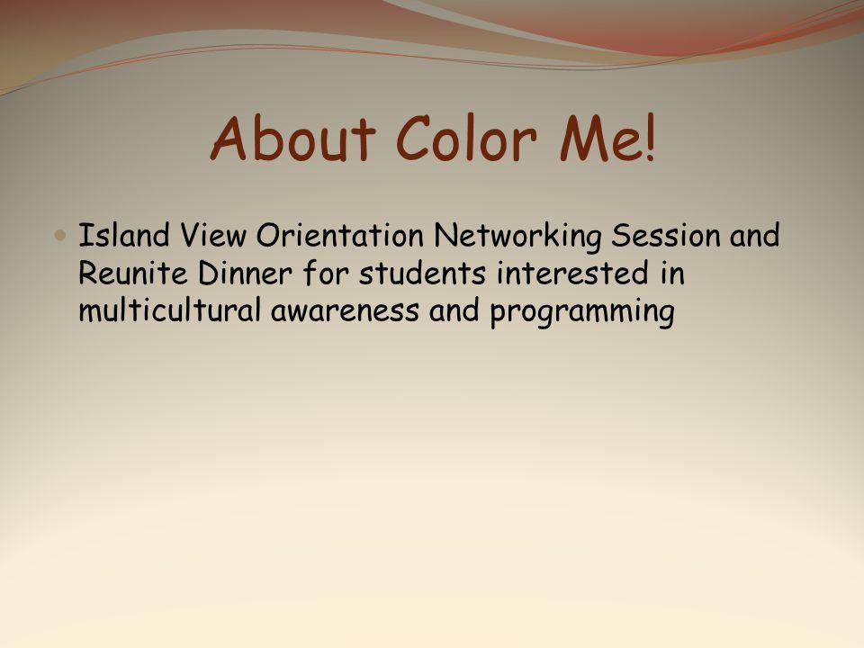 Color Me! 2008