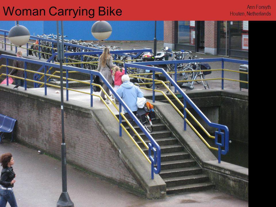www.annforsyth.net Men on Bikes Ann Forsyth Houten, Netherlands