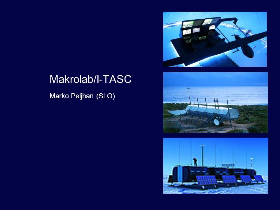 Makrolab/I-TASC Marko Peljhan (SLO)