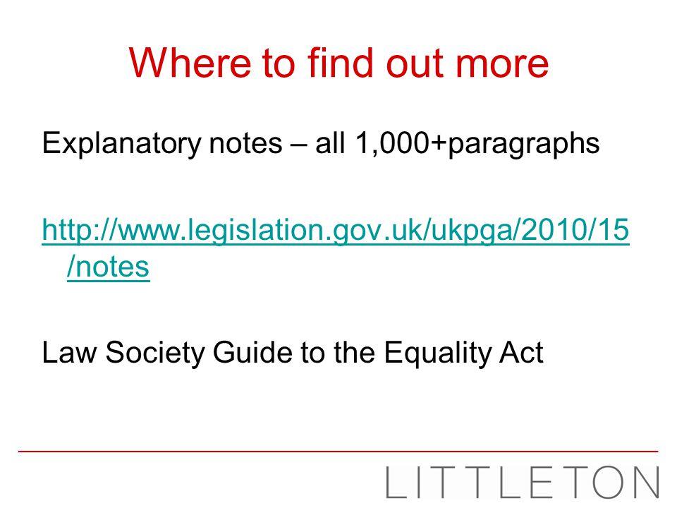 Structure Part 1 – imposes duty on public bodies to take account of socio-economic factors Part 2 & Sch 1– key concepts (i.e.