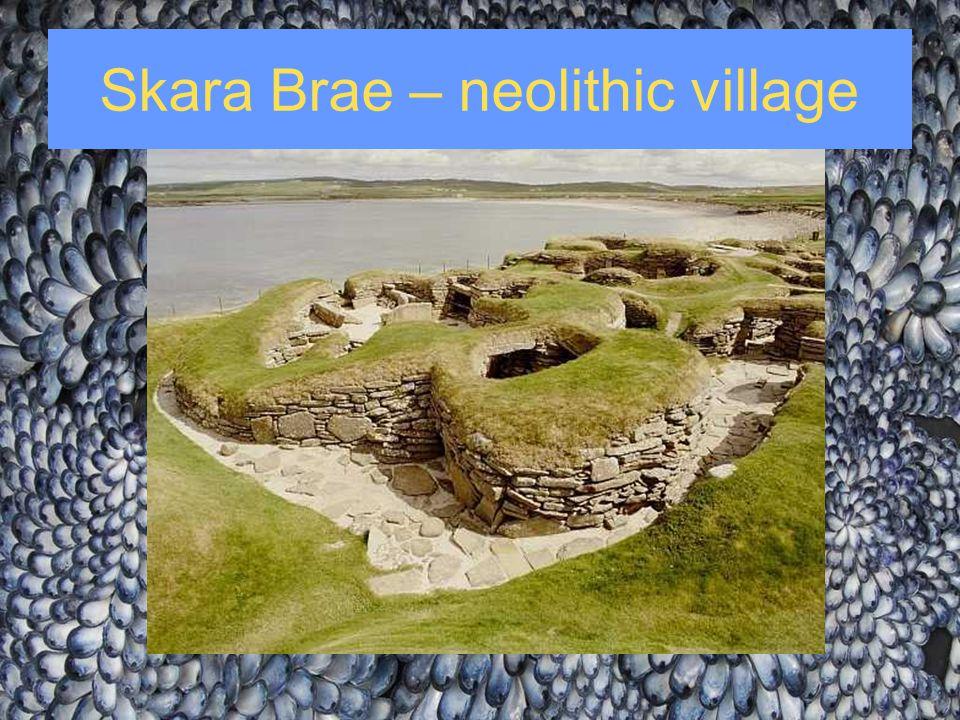 Skara Brae – neolithic village